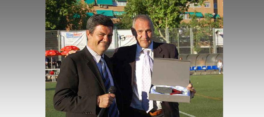 Entrega de premios en «La Chimenea»