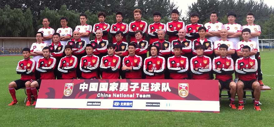 Federación de Fútbol de China